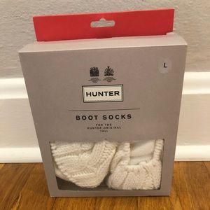 Brand New Hunter Boot Socks